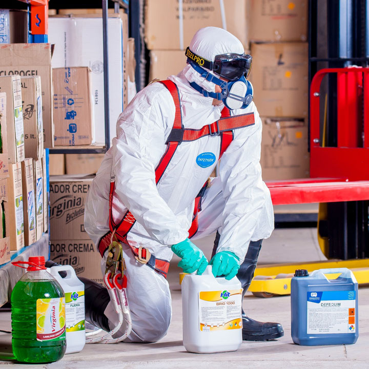 corso formazione il rischio da esposizione ad agenti chimici e cancerogeni